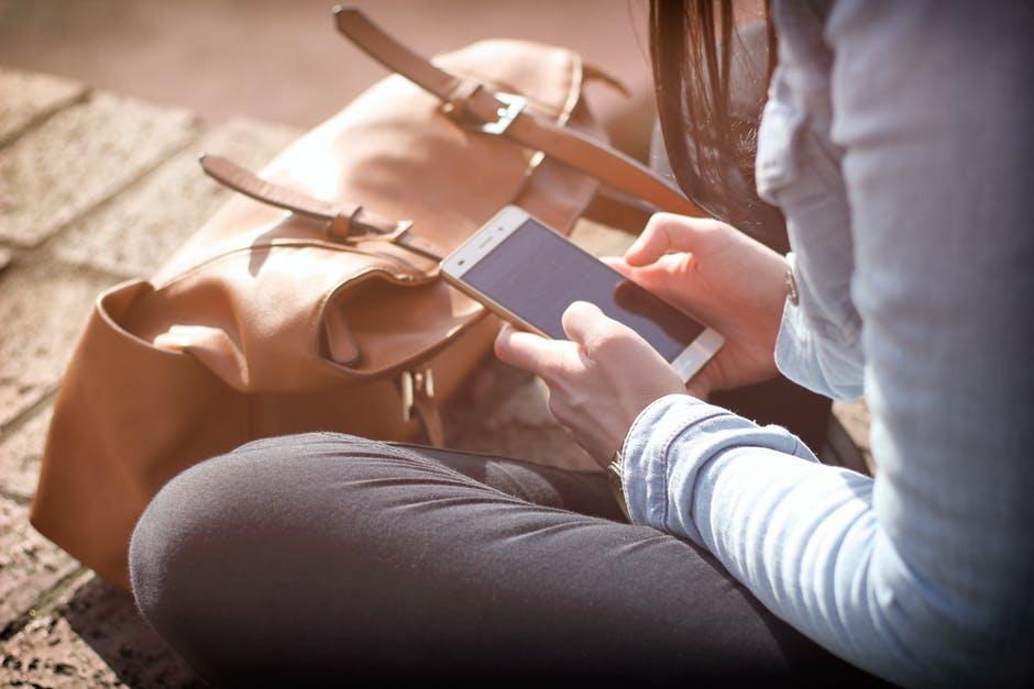 mobiele telefoon persoonlijkheid