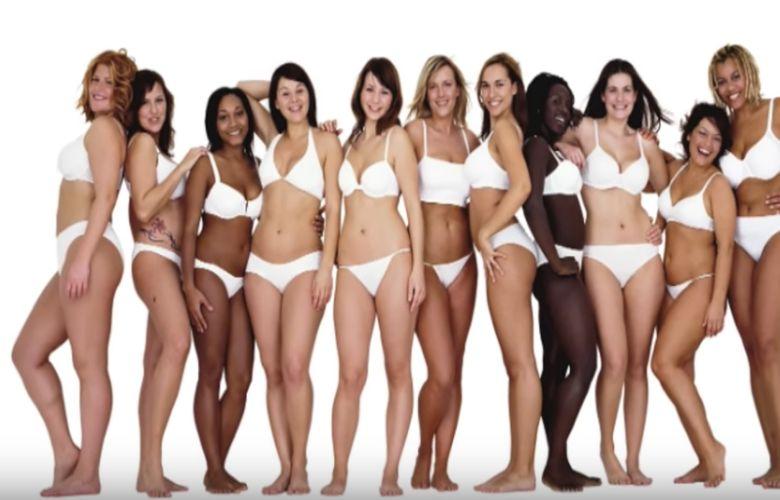 lingeriewinkel huidkleurig donkere vrouwen