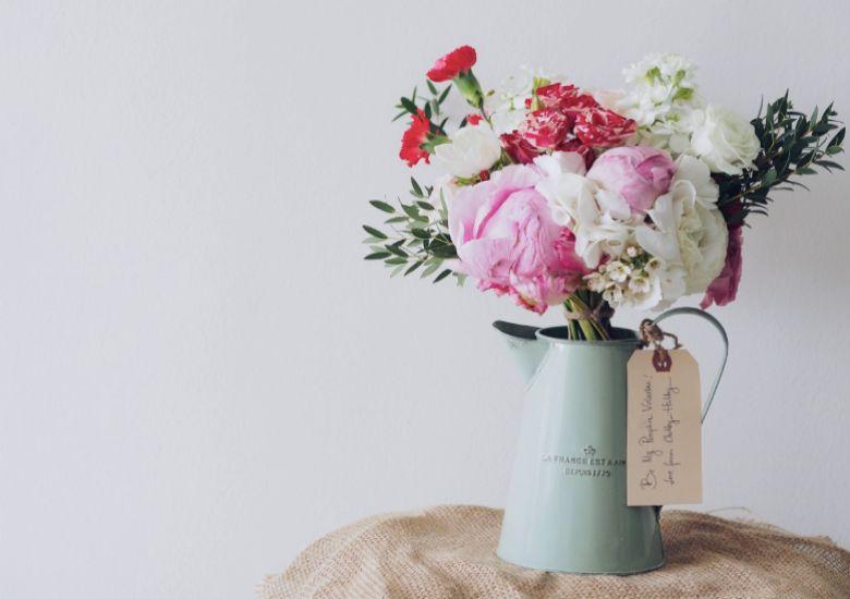 boeket verse bloemen tips