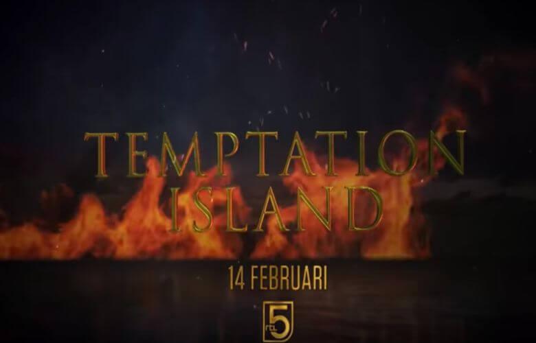 vier nieuwe koppels Temptation Island 2019
