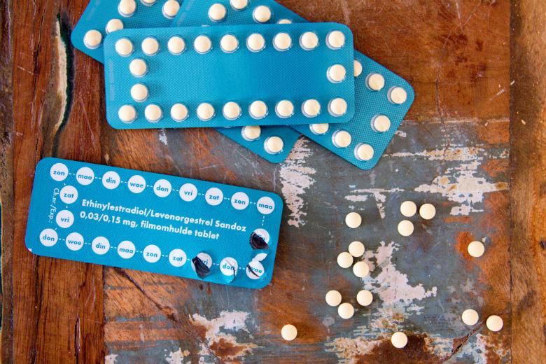 anticonceptie zwanger