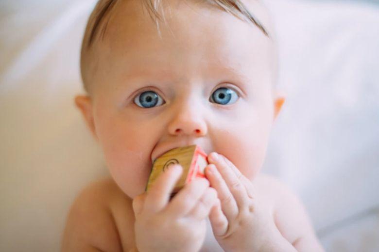 jonge kinderen baby's honing