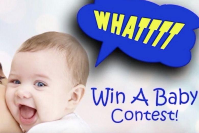 win een baby wedstrijd zoon