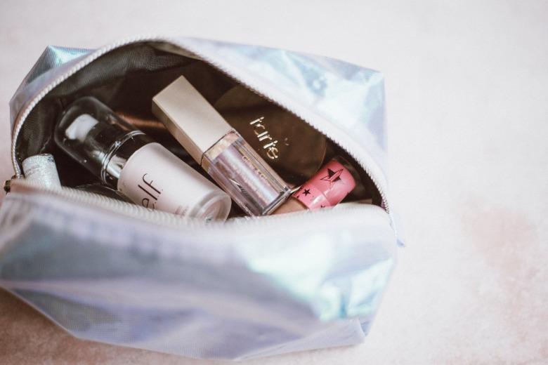 make-uptas slecht gezondheid