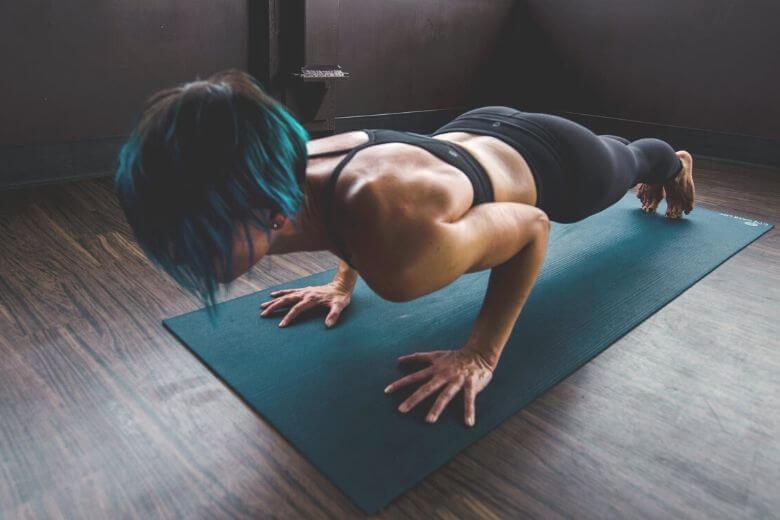 30 minuten pilates workout