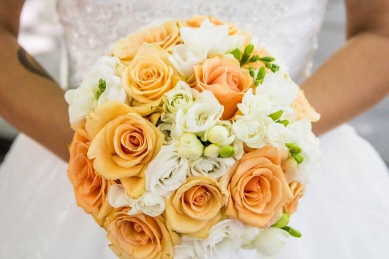 bruid eist bruiloft