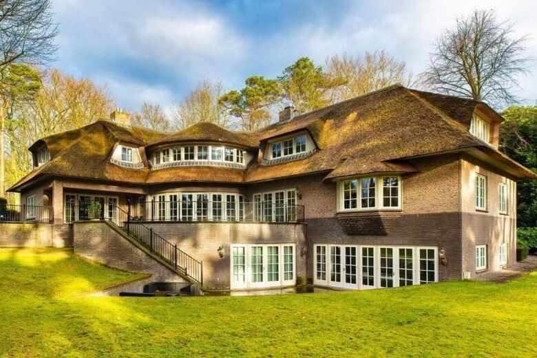 gigantische villa blaricum