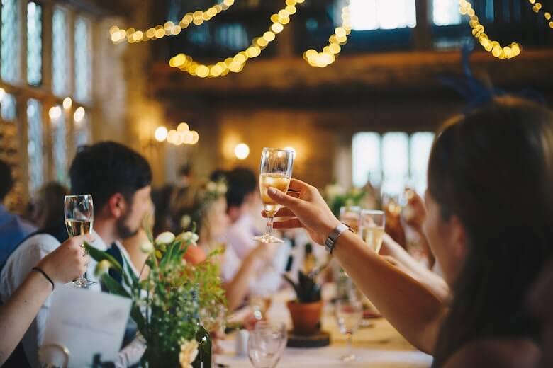 vegan bruiloft