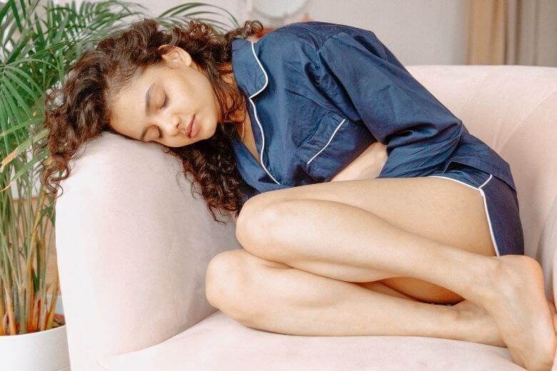 menstruatiepijn bevalling