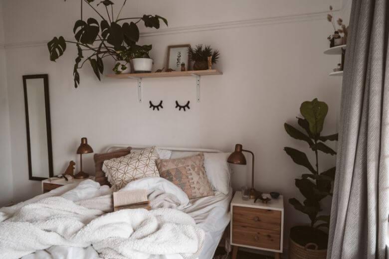 slaapkamer seizoenen