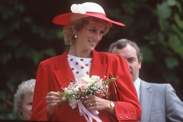 verlovingsring Diana