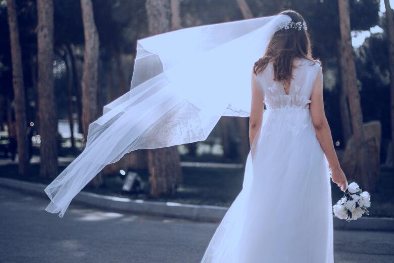 Bruiloft zus