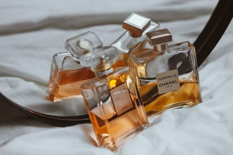 parfum slapen