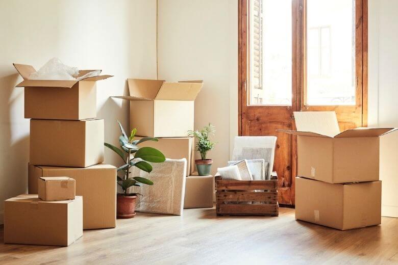 werk verhuizen