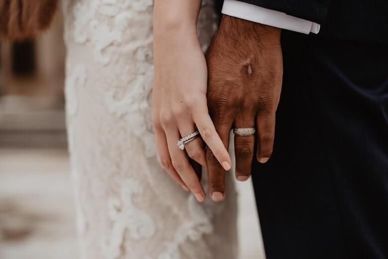 bruiloft gebarentaal