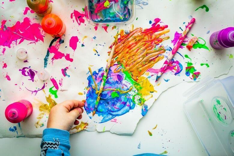 kunstwerken kind